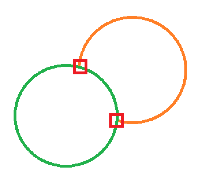 ペイントの使い方塗りつぶしツールで線を消す方法6